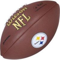 Wilson Football NFL Team Logo Pittsburgh Steelers WTF1748PT