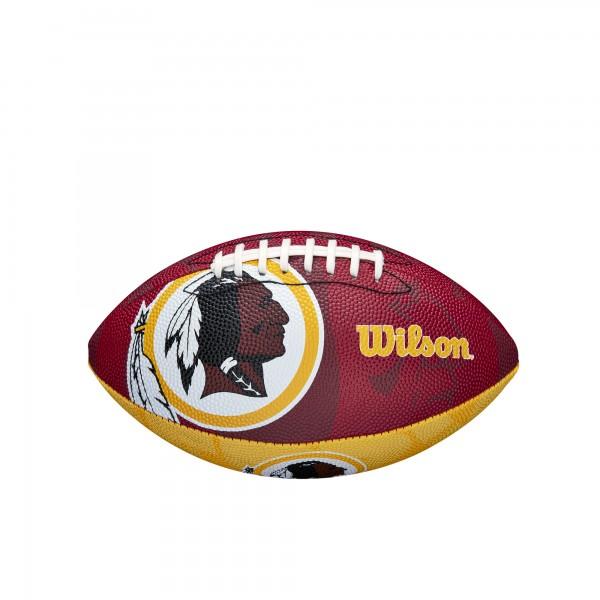 Wilson Football NFL JR Washington Redskins WTF1534XBWS