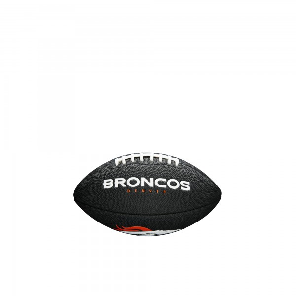 Wilson Football NFL Team Logo Mini Denver Broncos WTF1533BLXBDN