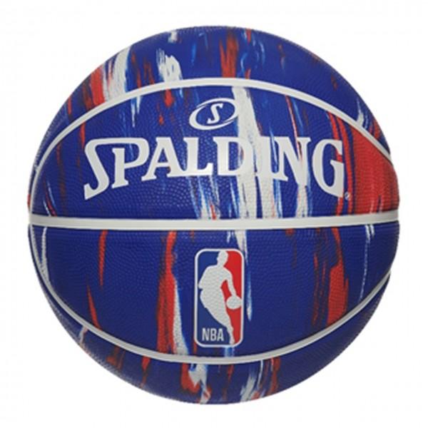 Spalding Basketball NBA Logoman Marble Gr. 7