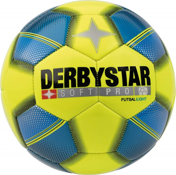 Derbystar Futsal Soft Pro light Gr.4 GB/BL