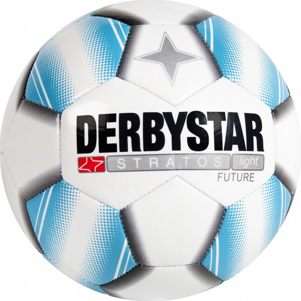 Derbystar Fußballpaket Stratos Light (10 Bälle+Ballnetz)