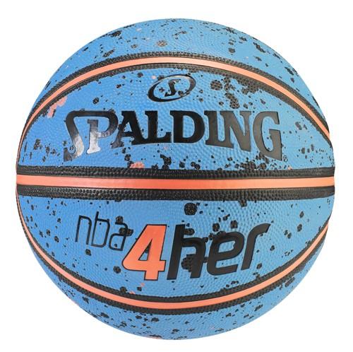 Spalding Basketball NBA 4her Splatter