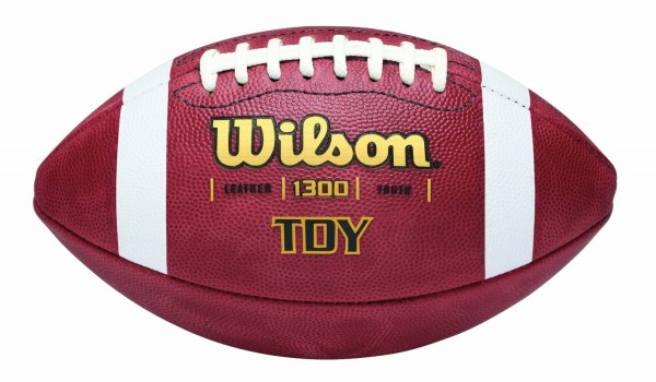 Wilson Football Game Ball TDY WTF1300