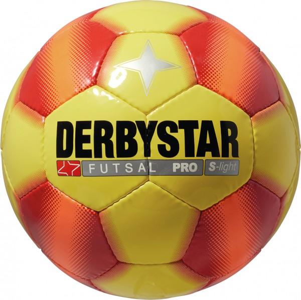 Derbystar Futsal Pro S-Light (Ballpaket)