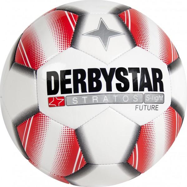 Derbystar Fußballpaket Stratos S-Light Future (10 Bälle+Ballnetz)