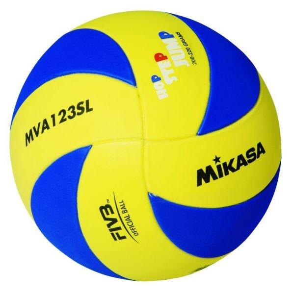 Mikasa Volleyballpaket MVA 123SL 1112 - 5 oder 10 Bälle