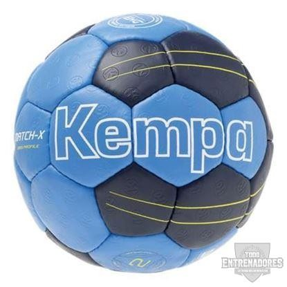 Kempa Handball Match X Omni Profile blau/grün - Auslaufmodell
