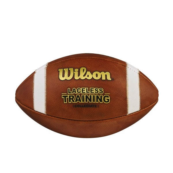 Wilson Laceless Training FB Retail WTF1240ID