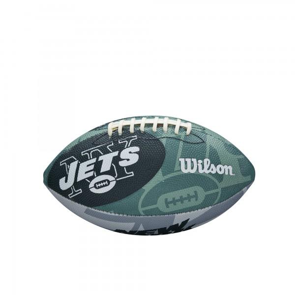 Wilson Football NFL JR New York Jets WTF1534XBNJ