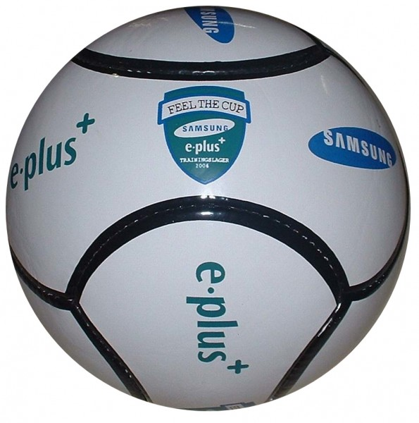 Fußball Größe 5 - Werbe-, Trainings- und Spielball in versch. Designs