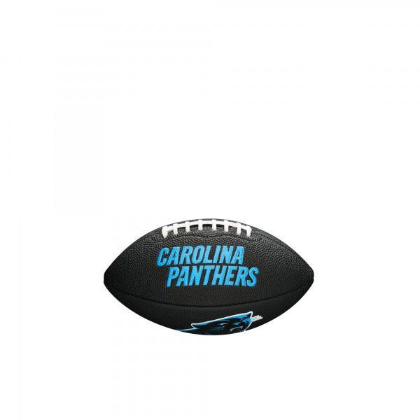 Wilson Football NFL Team Logo Mini Carolina Panthers WTF1533BLXBCA
