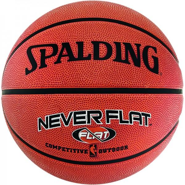 Spalding Basketball NBA Neverflat Outdoor