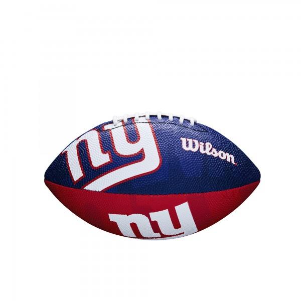 Wilson Football NFL Team Logo Jr. Giants WTF1543