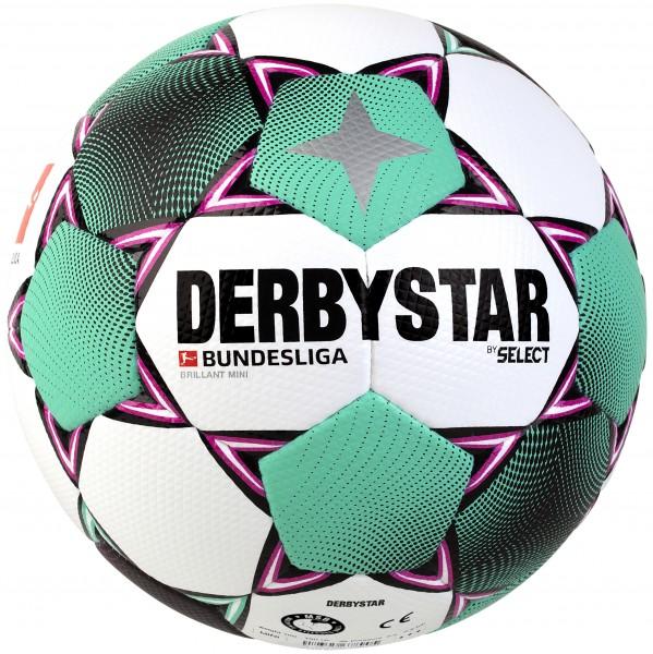 Derbystar Fußball Bundesliga Brillant Mini - Saison 2020/21