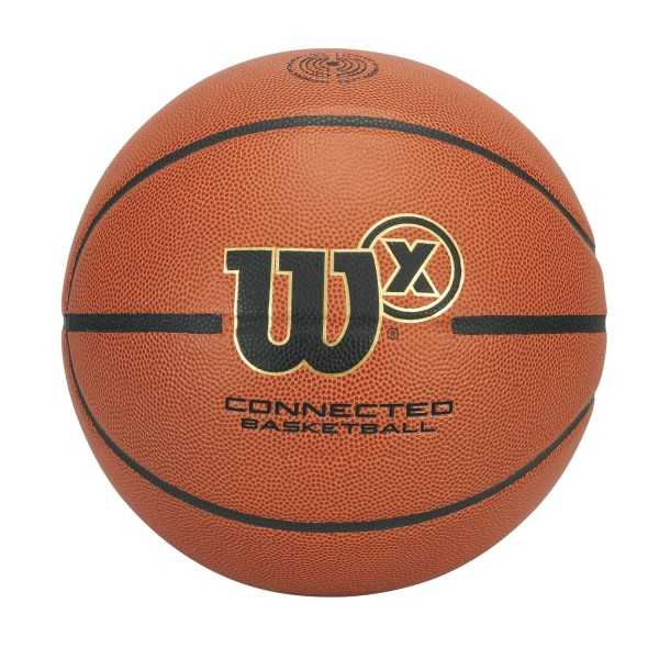 Wilson Basketball X Connected