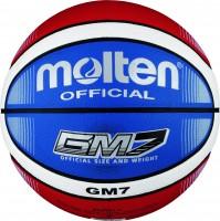 Molten Basketball BGMX7-C / BGMX6-C / BGMX5-C Ballgröße: 5