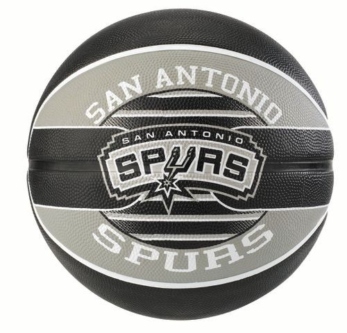 "Spalding Basketball NBA Team-Ball ""Sa Spurs"""