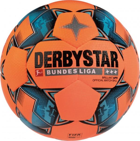 Derbystar Fußball Bundesliga Brillant APS Winter Gr.5