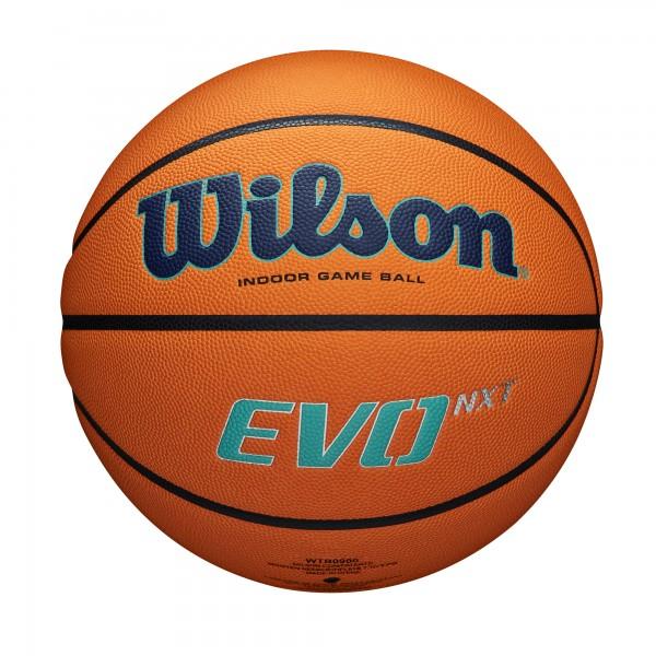 Wilson Basketball Evo Nxt Game Ball Champions League Gr7