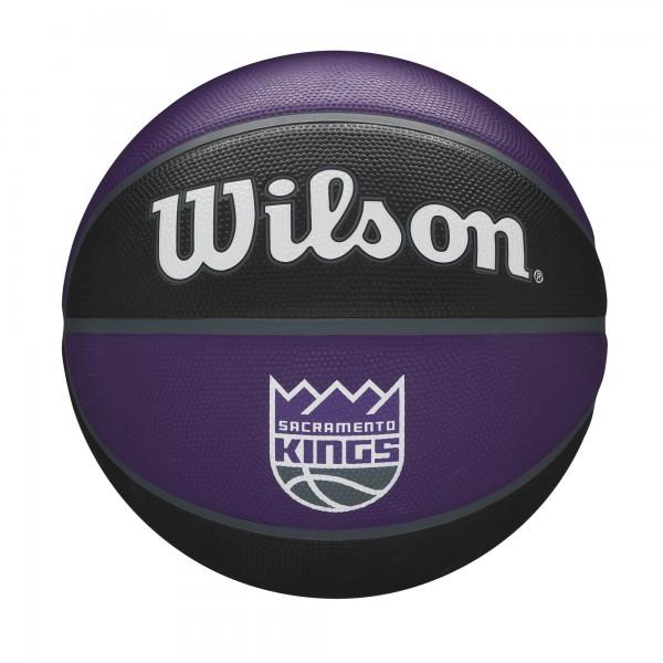 Wilson Basketball NBA Team Tribute Silver Gr. 7