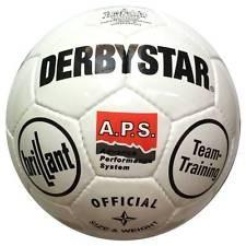 Derbystar Fußball Brillant TT Retro Gr.5