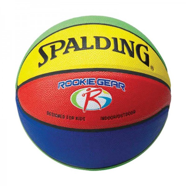 Spalding Basketball Rookie Gear Outdoor mehrfahrbig Gr. 5