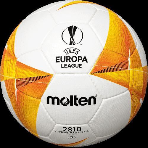 Molten Fußball UEFA Europa League Replica F5U2810-GO