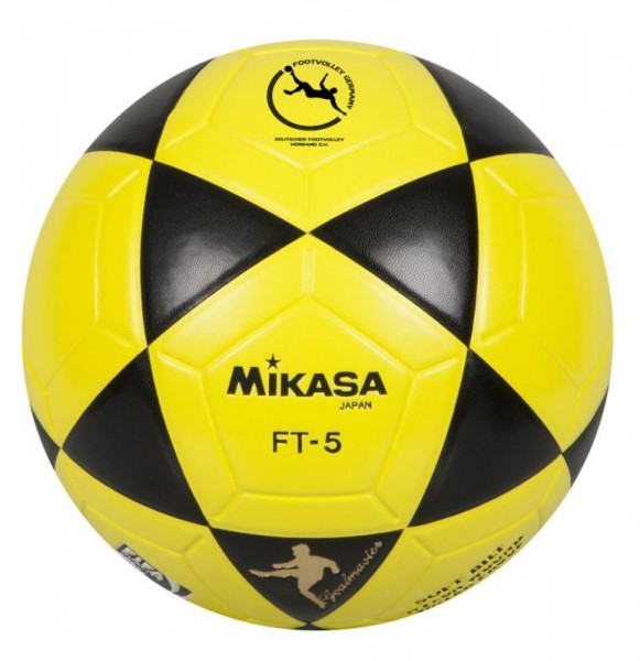 Mikasa Footvolley FT-5 BKY FIFA - DFV Official 1300