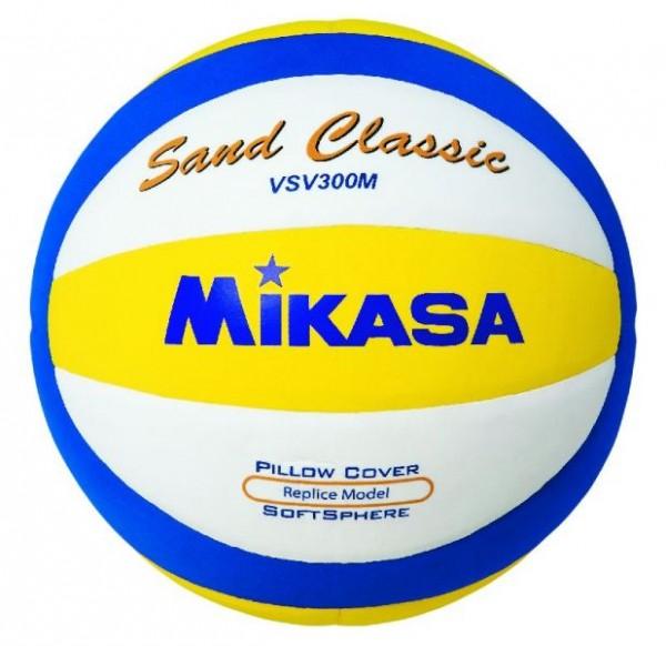 Mikasa Beachvolleyball Sand Classic VSV 300 M 1618