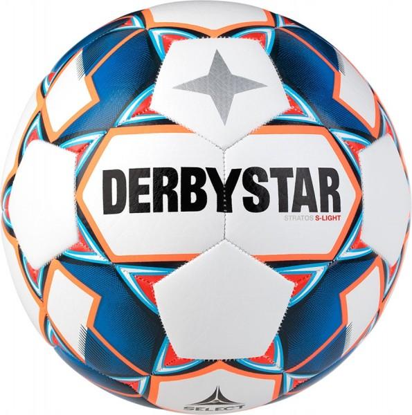Derbystar Fußball Stratos S-Light Jugend-Trainingsball