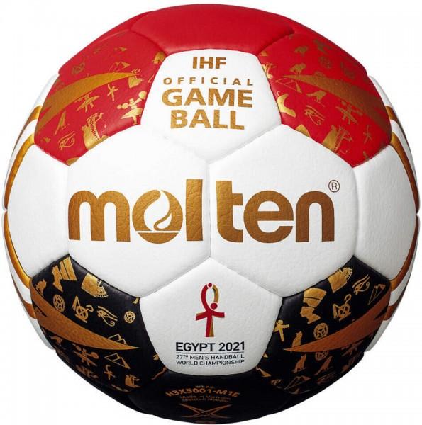 Molten Handball offizieller Spielball der Handball WM 2021