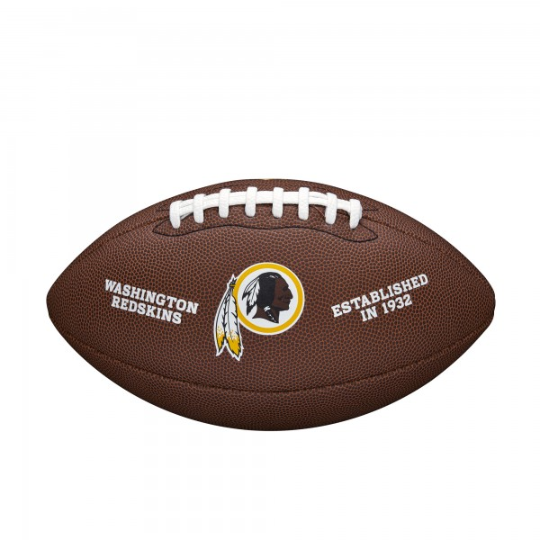 Wilson Football NFL Team Logo Washington Redskins WTF1748WS