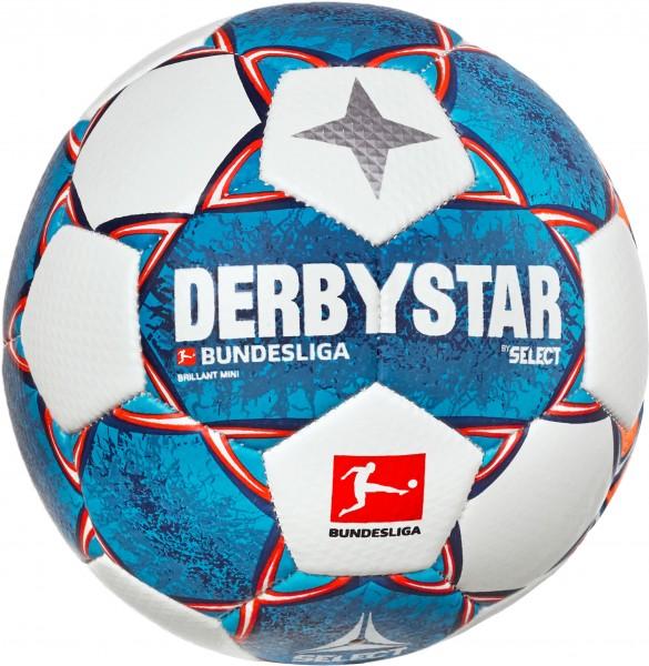 Derbystar Fußball Bundesliga Brillant Mini - Saison 2021/22