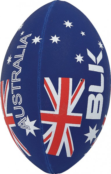 BLK Rugby Ball Nation Ball Australia Gr.5