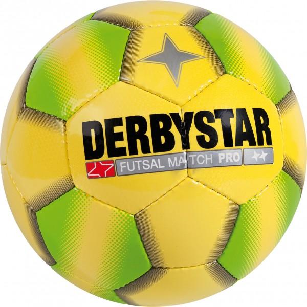 Derbystar Futsal Match Pro (Ballpaket)