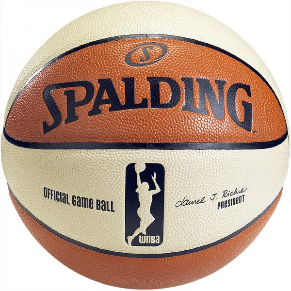 Spalding Basketball WNBA Gameball