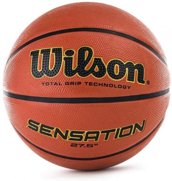 Wilson Basketball Sensation orange
