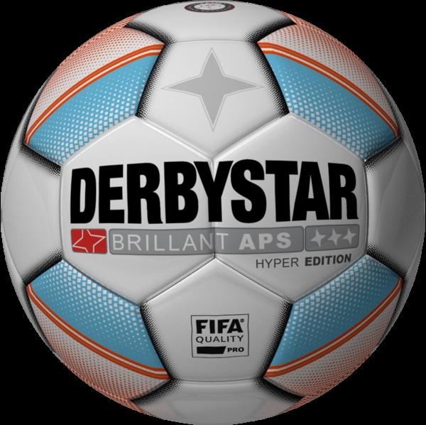 Derbystar Fußball Brillant APS Hyper Edition