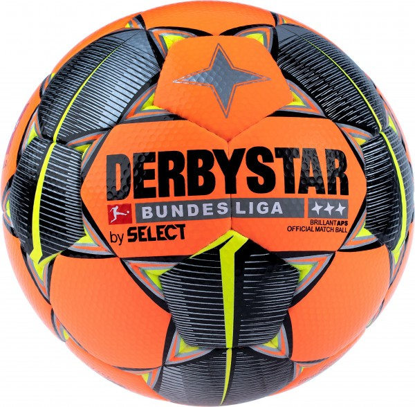 Derbystar Fußball Bundesliga Brillant APS Winter Gr.5