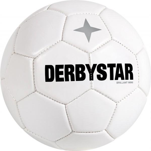 Derbystar Minifußball Brillant weiß