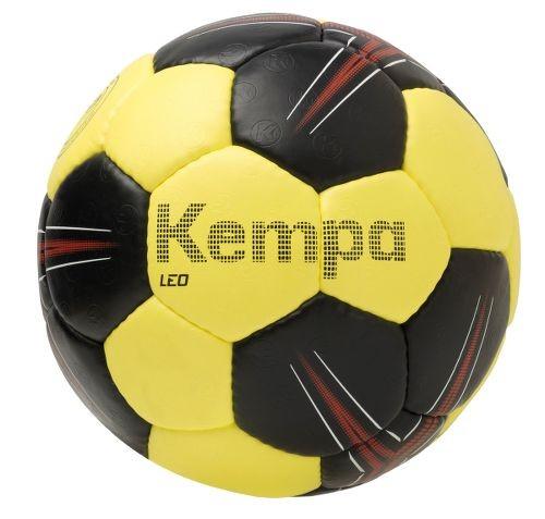 Kempa Handball Leo black/lime yellow/red