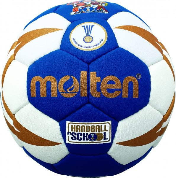 Molton Softhandball H0X1300-BW 10er Ballpaket inkl. Ballnetz