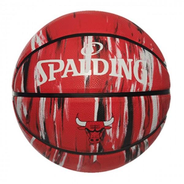 Spalding Basketball NBA Chicago Bulls Marble