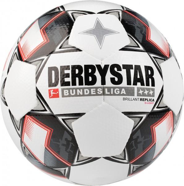 """Derbystar Fußball Bundesliga Brillant Replica """"S-light""""+""""Light"""" Version"""