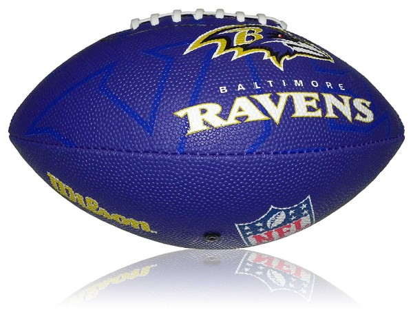 Wilson Football NFL JR Baltimore Cardinals WTF1534XBBA