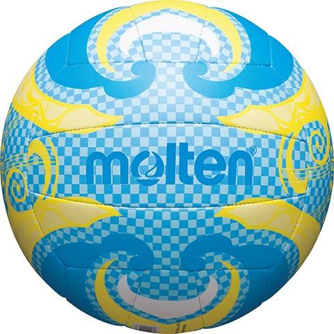 Molten Beachvolleyball V5B1502 10er Ballpaket inkl. Ballnetz