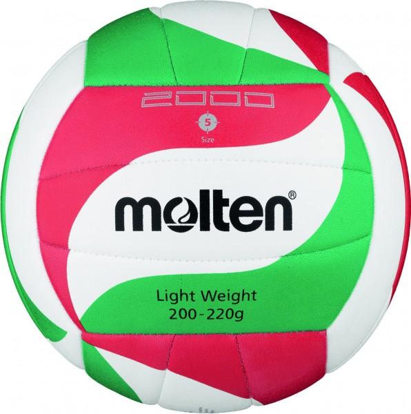 Molten Hallenvolleyball V5M2000-L Leichtball