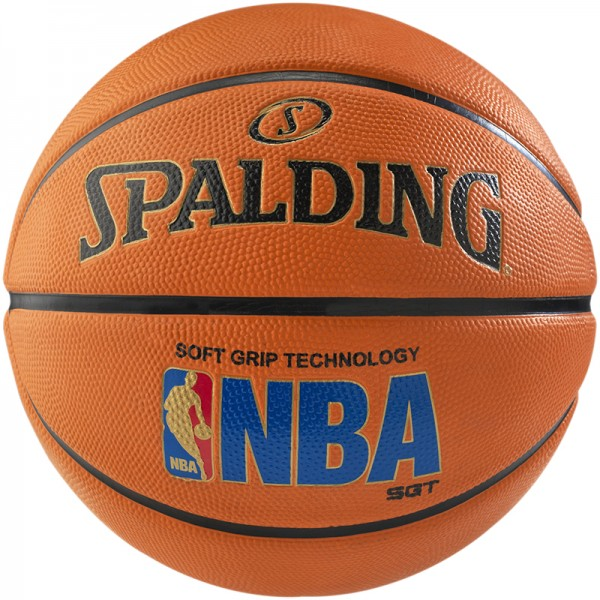Spalding Basketball NBA Logoman