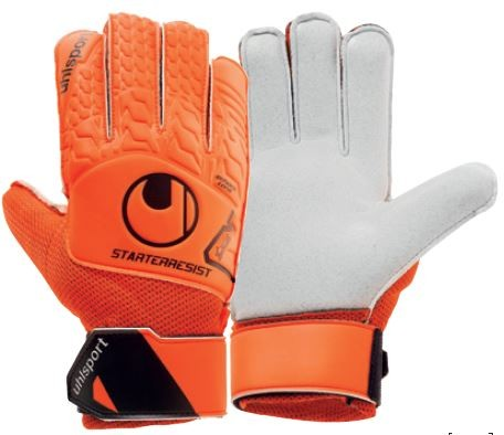 Uhlsport TWH Starter Resist fluo orange/schwarz